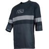 IXS Vibe 7.1 BC 3/4 Jersey Men black/grey